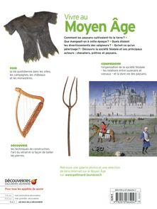 Vivre au Moyen Âge - Andrew Langley
