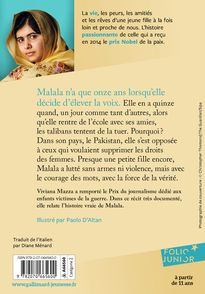 L'histoire de Malala - Paolo d' Altan, Viviana Mazza