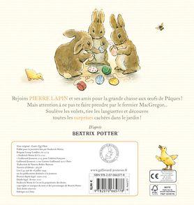 La chasse aux œufs de Pâques - Beatrix Potter