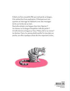 La petite fille qui a perdu sa langue - Bruno Liance, Dominique Sampiero
