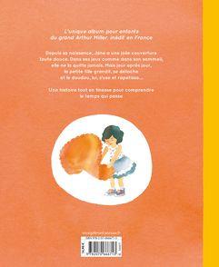 La couverture de Jane - Sandrine Bonini, Arthur Miller