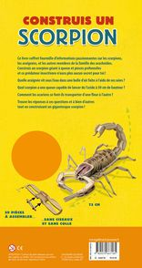 Construis un scorpion - Galia Bernstein, Michael Bright, Mark Ruffle