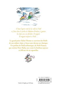 Un Noël d'enfant au pays de Galles - Peter Bailey, Dylan Thomas
