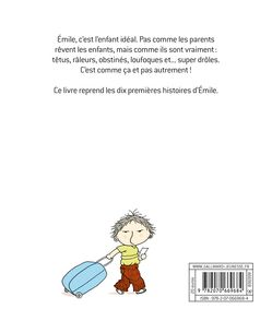 Émile range ses livres - Ronan Badel, Vincent Cuvellier