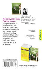 Mon nez, mon chat, l'amour et… moi - Louise Rennison