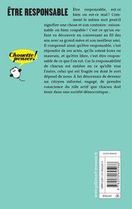 Être responsable - Fabien Lamouche, Alexandra Pichard