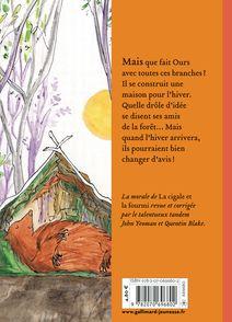 Le Drôle d'Hiver d'Ours - Quentin Blake, John Yeoman