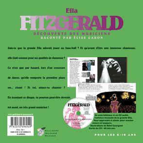 Ella Fitzgerald - Rémi Courgeon, Stéphane Ollivier
