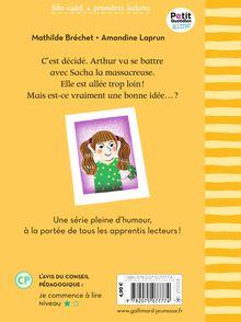 La bagarre, ça craint - Mathilde Bréchet, Amandine Laprun