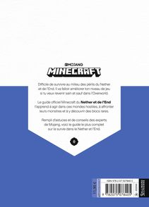 Minecraft, le guide Nether & Ender - James Bale, Ryan Marsh, Stephanie Milton
