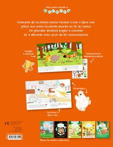 La petite poule rousse - Ilaria Falorsi