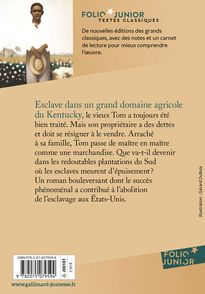 La case de l'oncle Tom - Harriet Beecher-Stowe