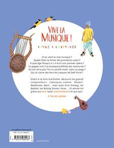 Vive la musique! - Béatrice Fontanel, Cynthia Thiéry