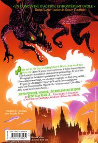 Chevalier blanc contre Dragon noir - Mark Huckerby, Nick Ostler