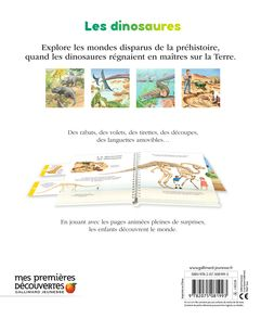 Explore! Les dinosaures - Delphine Badreddine,  un collectif d'illustrateurs