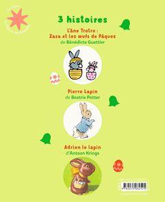 3 histoires pour Pâques - Bénédicte Guettier, Antoon Krings, Beatrix Potter