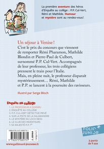 Le professeur a disparu - Jean-Philippe Arrou-Vignod, Serge Bloch