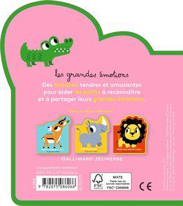 Petit Croco est joyeux - Marion Billet