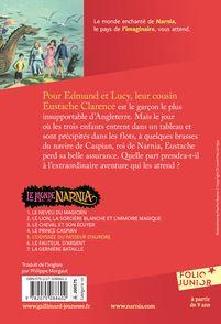 L'Odyssée du Passeur d'Aurore - Pauline Baynes, Clives Staples Lewis