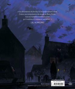 Harry Potter et le prisonnier d'Azkaban - Jim Kay, J.K. Rowling