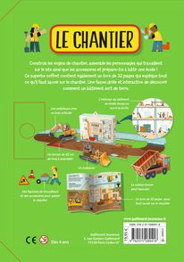 Le chantier - Carles Ballesteros, Katherine Sully