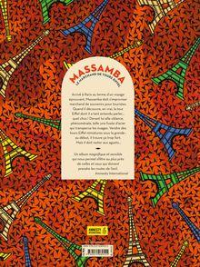 Massamba, le marchand de tours Eiffel - Béatrice Fontanel, Alexandra Huard