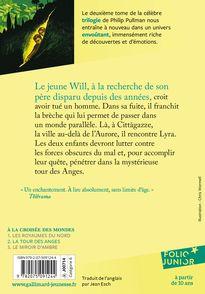 La tour des Anges - Philip Pullman