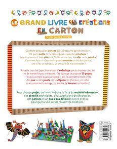 Le grand livre des créations en carton - Edward Byrne