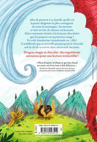 Le Dragon au Cœur de chocolat - Stephanie Burgis, Freya Hartas