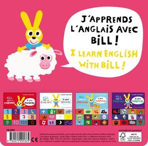 Bill aime les animaux / I love animals - Pierrick Bisinski, Alex Sanders