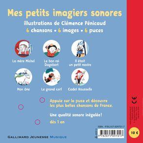 Mes chansons de France, 2 - Clémence Pénicaud
