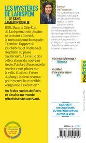Les Mystères de Larispem - Donatien Mary, Lucie Pierrat-Pajot