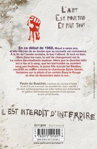 68 année zéro - Paule Du Bouchet