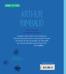 Ma bohème et autres poèmes - Marion Barraud, Arthur Rimbaud