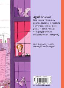 Le voyage d'Agathe et son gros sac - Magali Le Huche