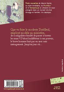 Le Passe-muraille et autres nouvelles - Marcel Aymé