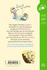 Cucu la praline - Ronan Badel, Fanny Joly