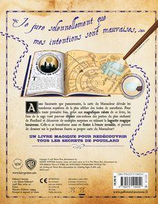 La carte du Maraudeur - Helen Cann