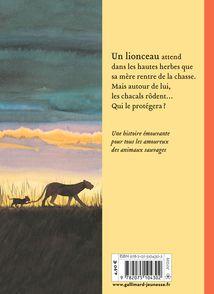 Le lion des hautes herbes - Ken Brown, Ruth Brown