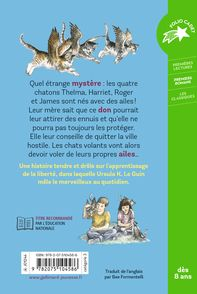 Les Chats Volants - Ursula K. Le Guin, S. D. Schindler