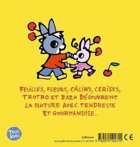 Trotro et Zaza et le cerisier - Bénédicte Guettier