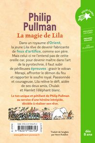 La magie de Lila - Peter Bailey, Philip Pullman