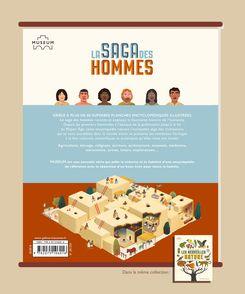La saga des hommes - Mike Jolley, Andrés Lozano, Amanda Wood
