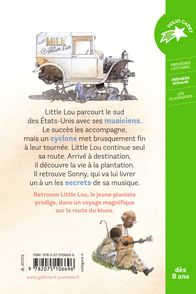 Little Lou, la route du Sud - Jean Claverie