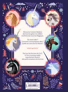 Le grand livre des licornes - Helen Dardik, Harry et Zanna Goldhawk, Selwyn E. Phipps