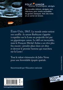 De la Terre à la Lune suivi d' Autour de la Lune - Émile Bayard,  Neuville, Jules Verne