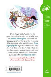 Objectif médaille d'or - Aurore Damant, Christophe Mauri