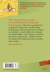Rouge Braise - Rolande Causse, Gaël Henry