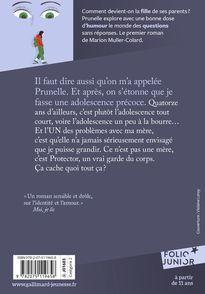 Prunelle de mes yeux - Marion Muller-Colard