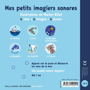 La mer - Marion Billet